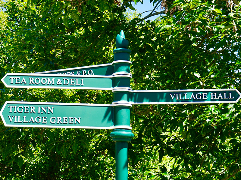 Street Signs Miami