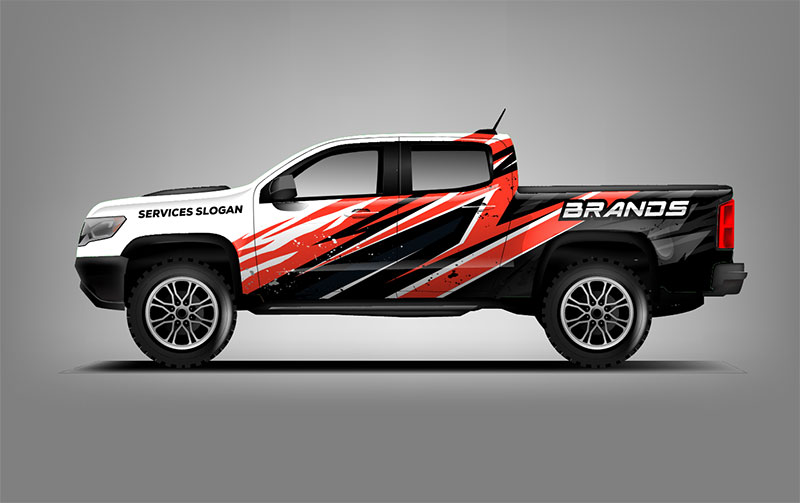 Attractive Vehicle Wraps by Amazing Signs in Miami, FL