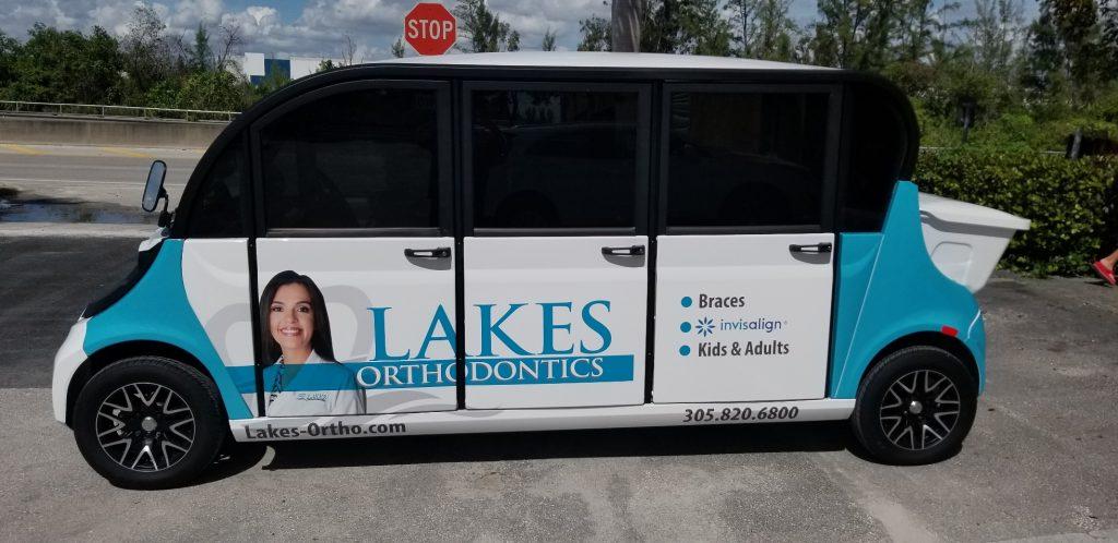 vehicle wraps Miami
